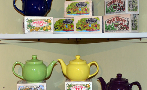 Fine Teas & Teapots