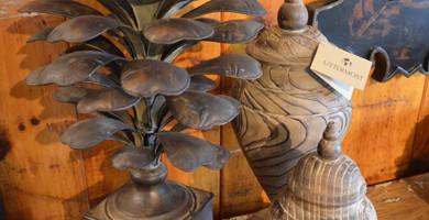 Sculptural Interior Decor