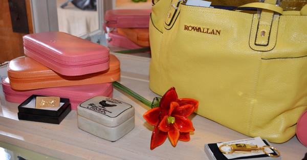 Rowallan Handbags and Wallets